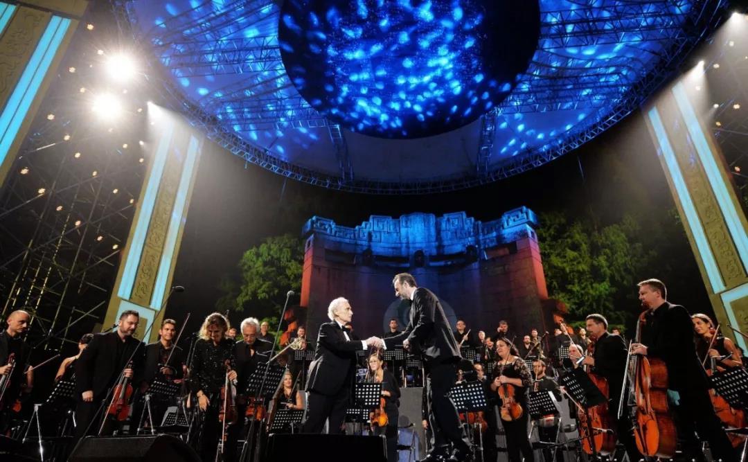 万众期待!南京森林音乐会盛大开幕