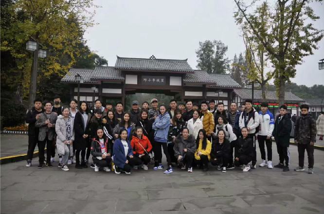 感动文投 | 台前幕后专访系列③南京市杂技团