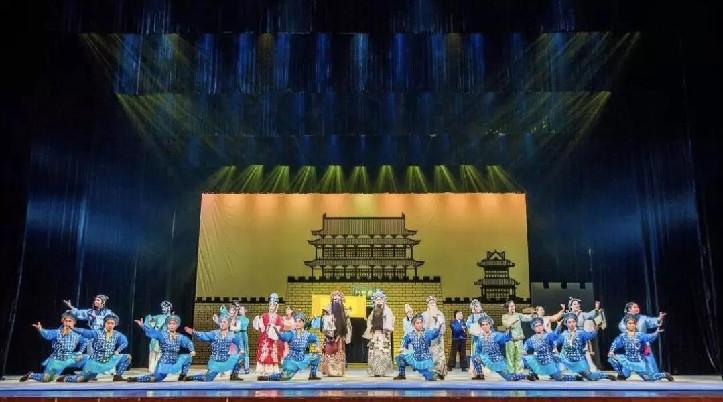 感动文投 | 台前幕后专访系列⑤南京市京剧团