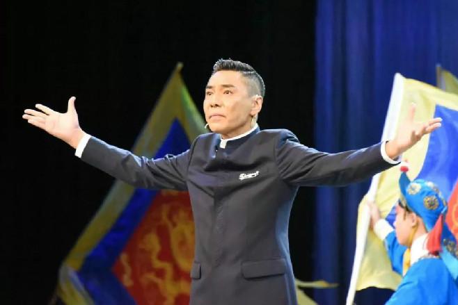 文投会客厅 | 屠洪刚南京演绎《霸王别姬》 京剧与流行带来惊艳观感