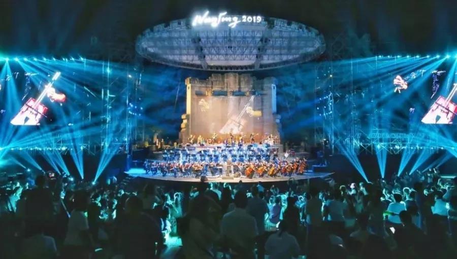 2019南京森林音乐会,让世界美好倾听