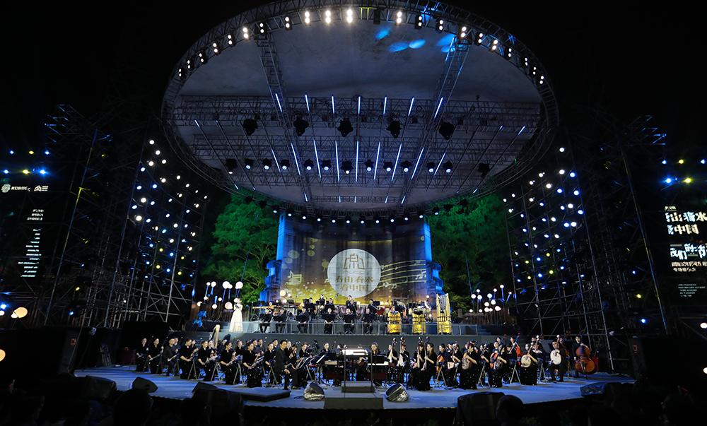 民族交响 | 看山看水看中国 民乐团专场音乐会完美收官