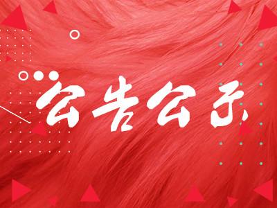 南京市文投集团所属院团2020年公开招聘紧缺人才拟聘用人员名单公示