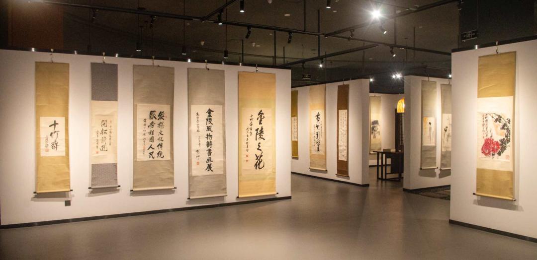 风雅启幕|十竹斋复业暨南京文物公司成立五十五周年文献展再现芳华