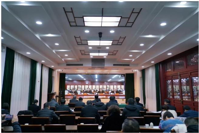 美好收官 | 南京文投在国家文旅部推动文化产业高质量发展座谈电视电话会议上交流发言