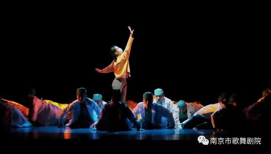 美好担当 | 南京市演艺集团管辉荣获全市抗击新冠肺炎疫情先进个人称号